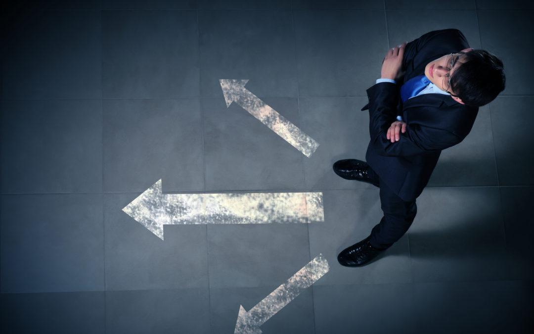 La decisión de ser una empresa analógica o convertirse en una empresa digital