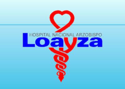 Cuerpo Médico Hospital Loayza