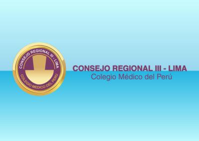 Colegio Médico del Perú – Consejo Regional III